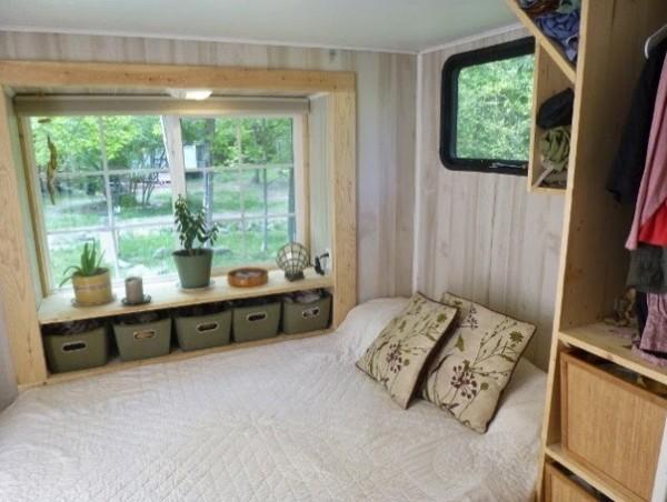 Kirkwood RV Travel Trailer Tiny House Conversion