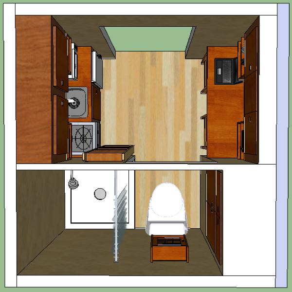 LaMar's 8x8 Tiny House Design (1)