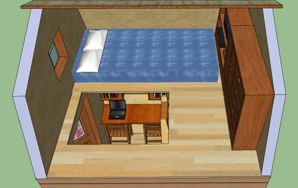 LaMar's 8x8 Tiny House Design (7)