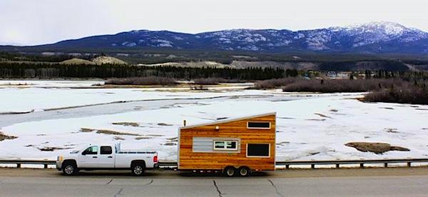 Modern Tiny Home on Wheels