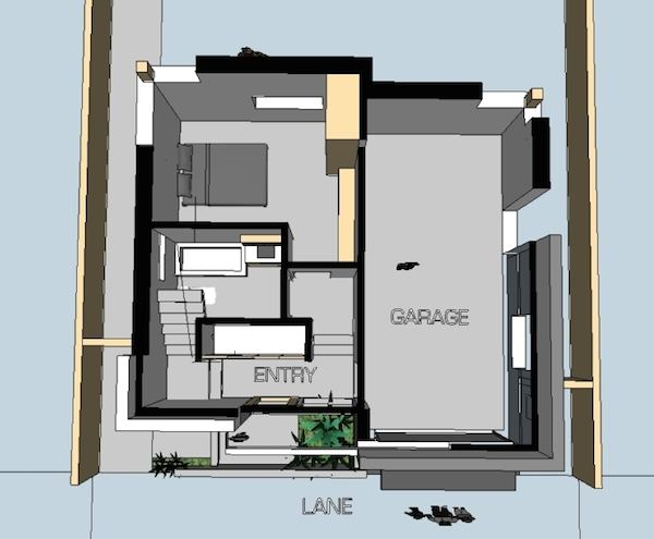 Simple Living 800 Sq Ft Small House on 200 Square Foot Apartment Floor Plans