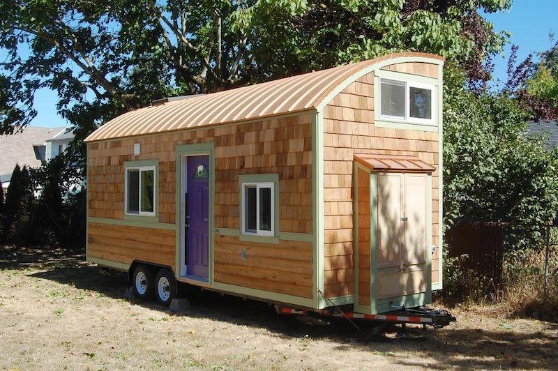 248 Sq Ft Lilypad Tiny House On Wheels