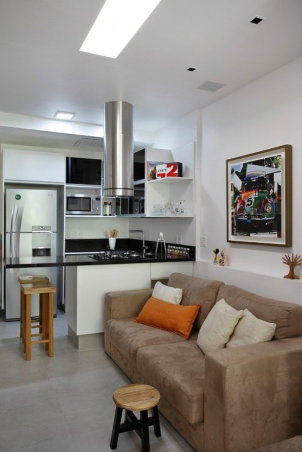 290 Sq Ft Tiny Studio Condo In Brazil