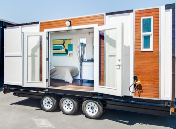 Munda Shipping Container Tiny House