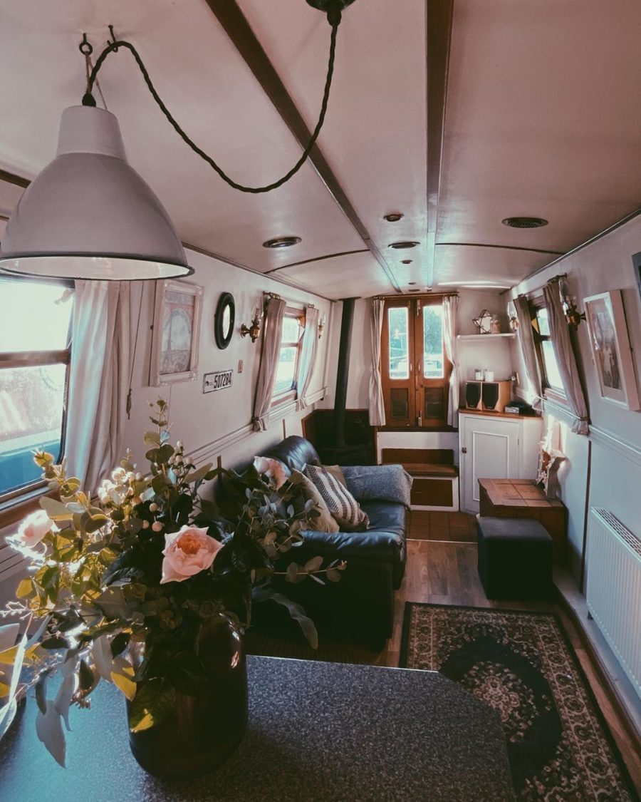 One Couple's 7 Years Living on a Narrowboat in Derbyshire, England! 3
