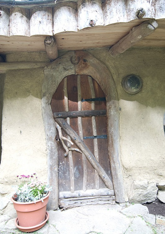 Pat's Original Cob House