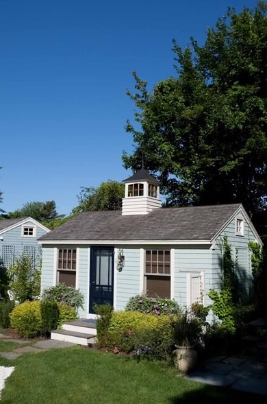 285 Sq. Ft. Petite Cottage You Can Vacation In