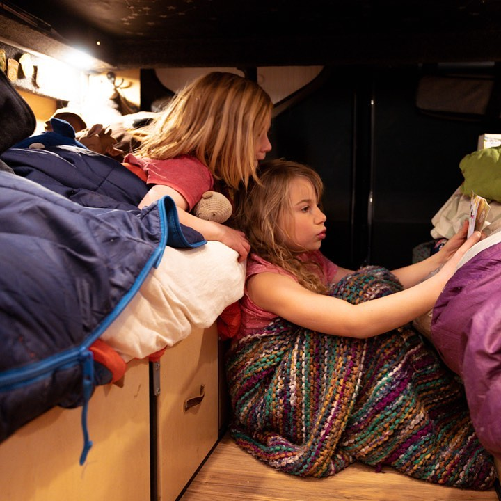 This Family Has Been Living on the Road for 7 Years! #VanLife