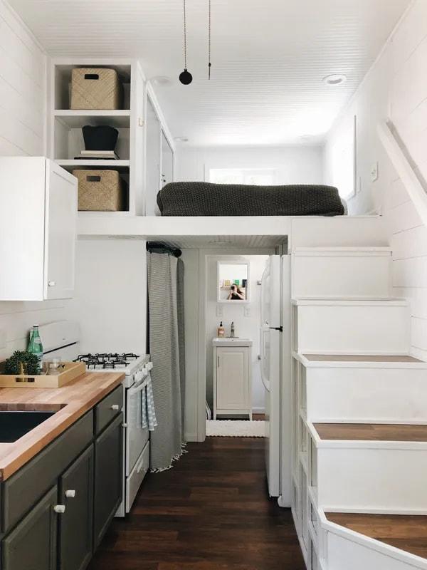 Journey THOW Aspire Tiny Homes