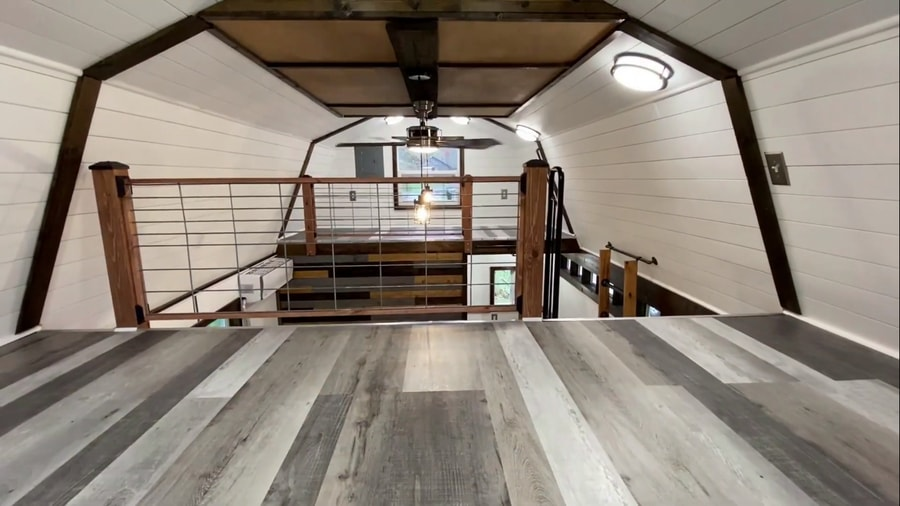Debt-Free Kentucky Shed-To-Home Conversion 2