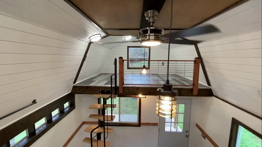 Debt-Free Kentucky Shed-To-Home Conversion