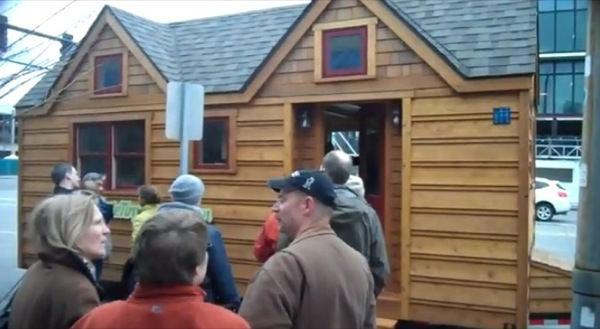 Seattle Tiny Homes Video Tour