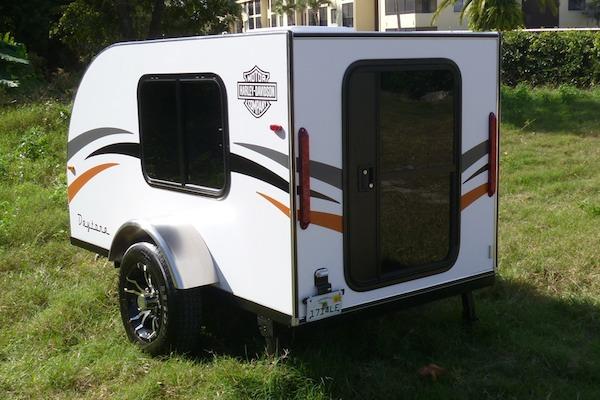 SignaTour Teardrop Camping Trailer