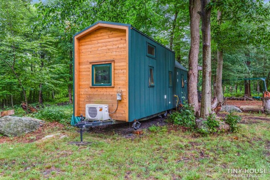 26 Ft Tumbleweed Tiny House MA For Sale
