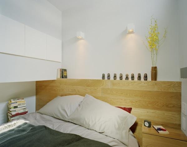 Bedroom Loft in Small Apartment