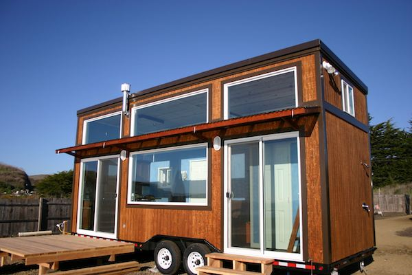 Surf Shack Tiny House by Molecule Homes