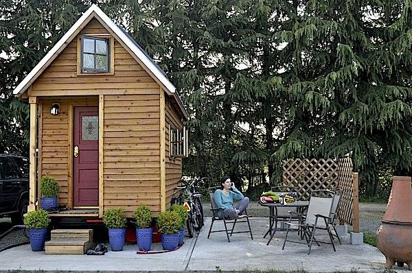 Tiny House Interview with Tammy Strobel