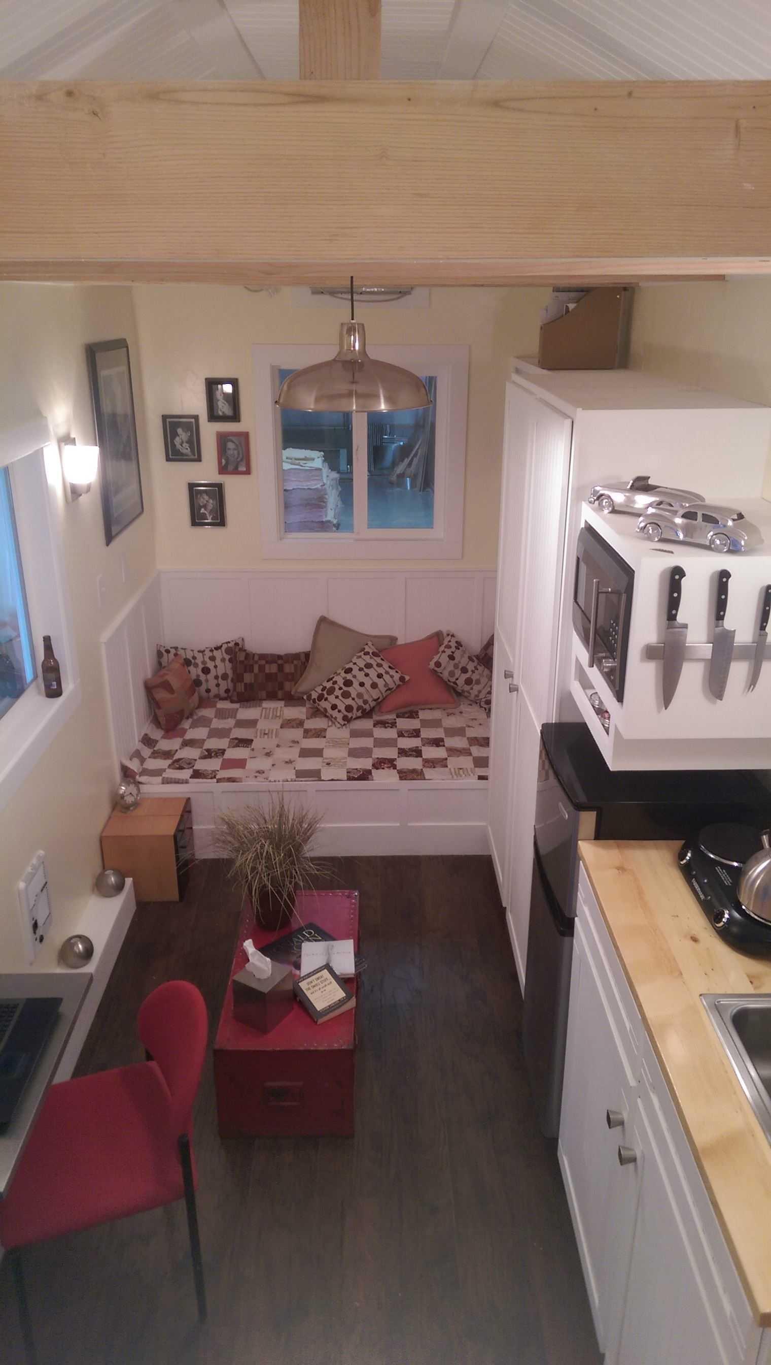 The Dorian Tiny House On Wheels One Level Tiny Living