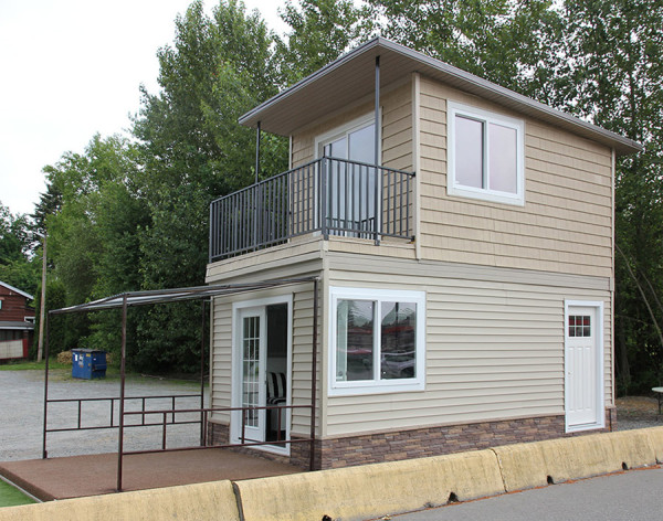 The Eagle 1 Two Level Micro Home