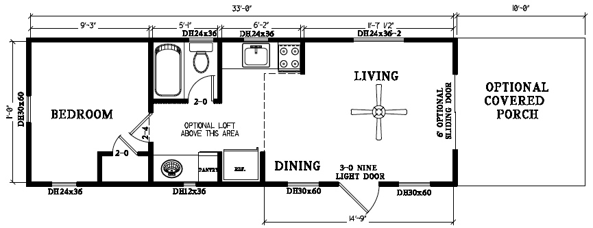400 sq ft oak log cabin on wheels for 400 sq ft house floor plan