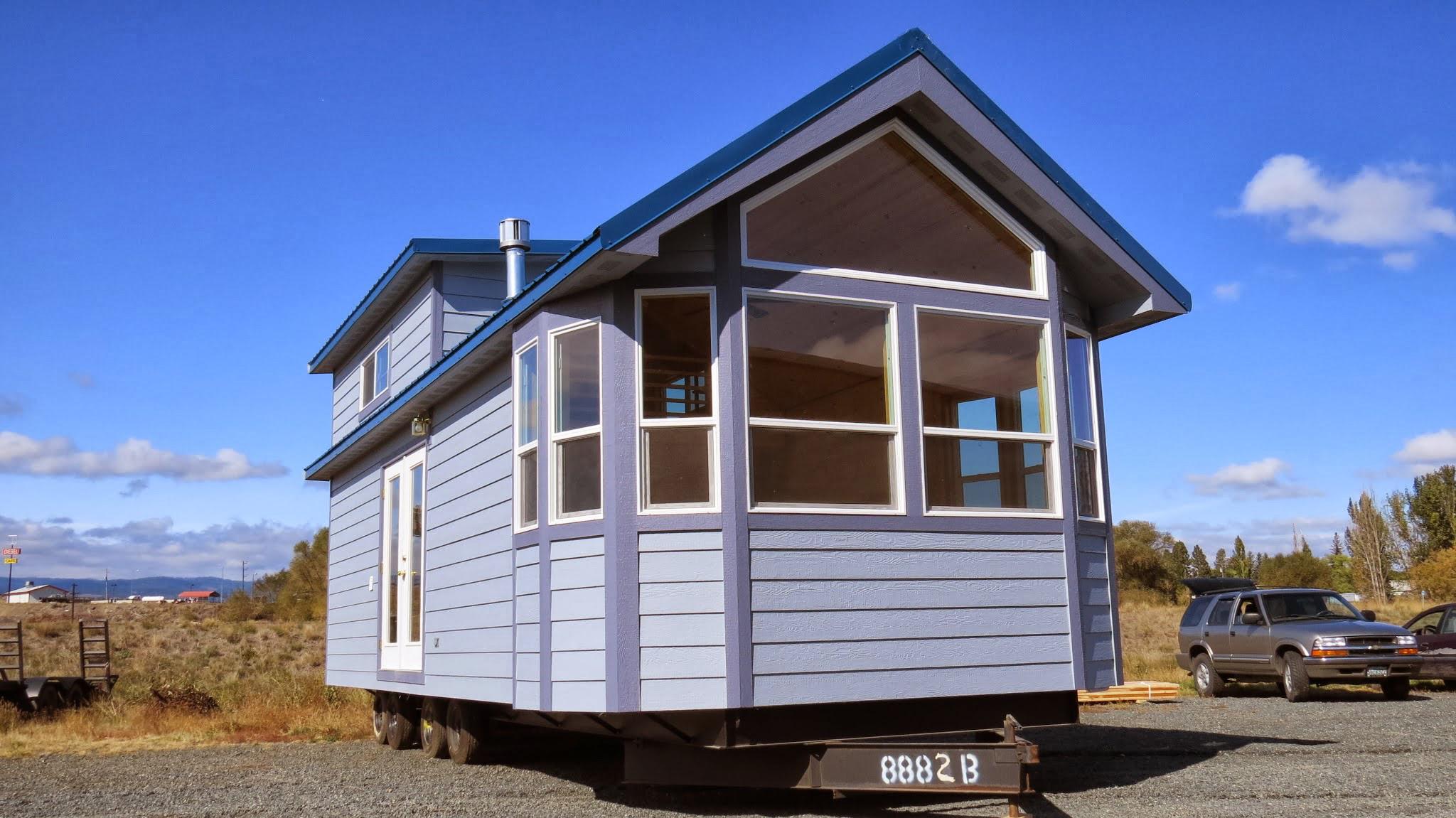 Rich Daniel Tillamook Triple Bay Tiny House