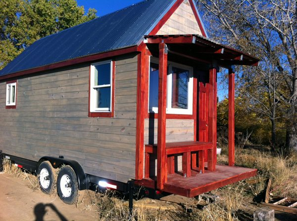 Christopher and Meretes Tiny House