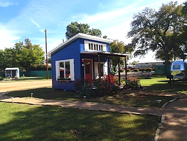 Tiny House Community for Homeless
