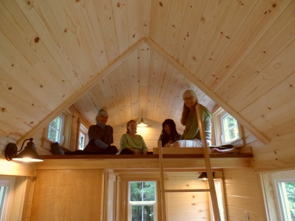 Ynez Tiny House On Wheels By Oregon Cottage Company