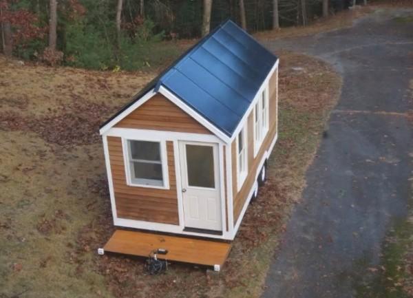 Solar Panel House Tiny Homes