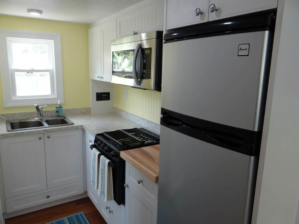 Top 10 Tiny House Kitchens