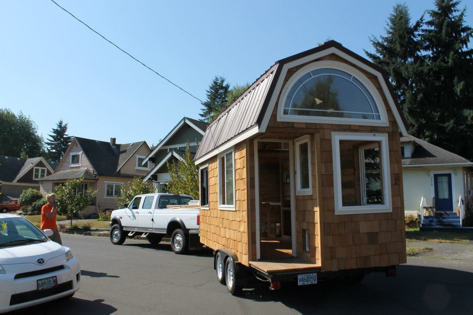 Grad Student S Tiny House Tour And Interview On Living Tiny