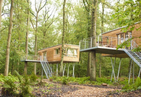 Amazing Tiny Treehouse Cabins in Germany