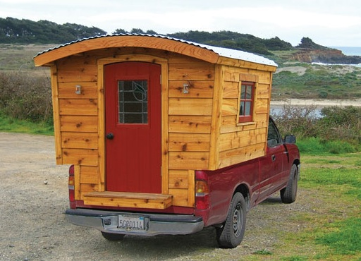 Tumbleweed Vardo Tiny House Slash Gypsy Wagon Camper Plans