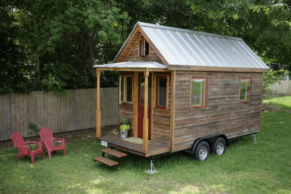 SIP Tiny House - How to Build Tiny with Structurally Insulated Panels