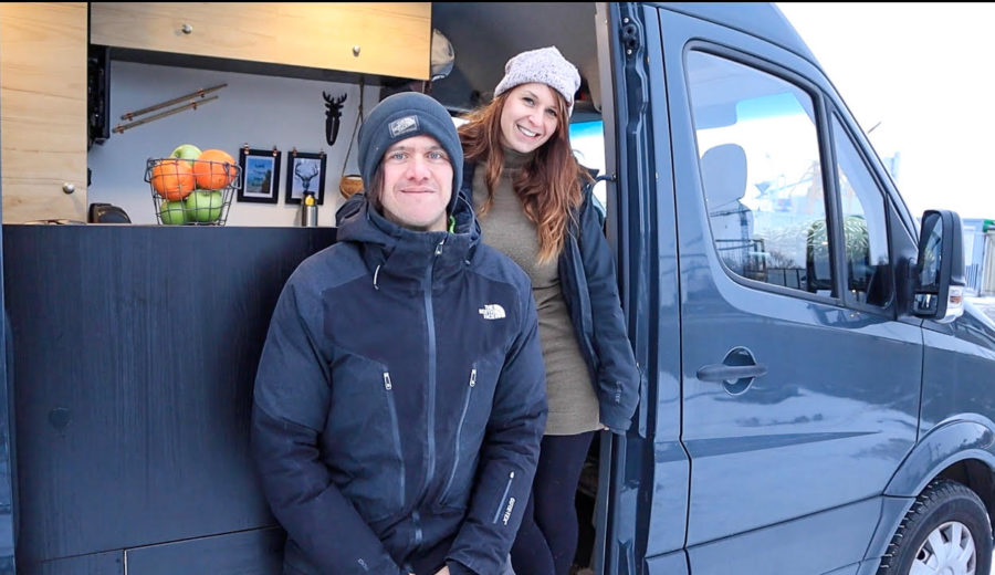 When a Car Accident Changed Their Perspective, This Couple Chose #VanLife 4