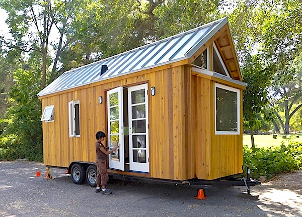 Sol Haus Design S 140 Sq Ft Tiny House Would You Live Here