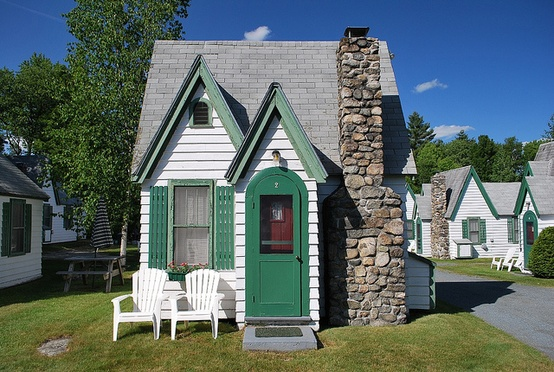 Tiny Houses of The Past: A Tiny (Scattered) Timeline