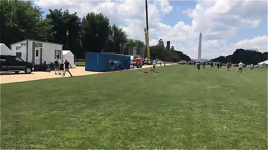 How tiny homes impacted the HUD IHS event in Washington, DC Image © Andrew Bennett via YouTube